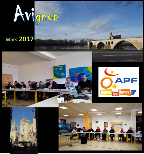 Rencontres regionales has 2017
